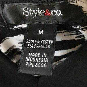 Style & Co Dresses - Style & Co Dress M